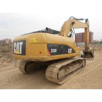 China Long Reach Used Cat Excavator 320C , 1bm Bucket Used Mini Backhoe For Sale  wholesale