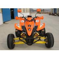 China Water Cooled 250cc Youth Racing Atv With Single Cylinder 4 - Stroke Swing Arms on sale
