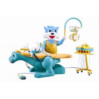 China 2016 pediatric dental chair for sale with small tablet for palying cartoon movie wholesale