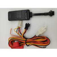 China Real Time Car GPS Tracker Quad Band Support ACC Ignition Checking G17H on sale