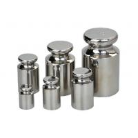 E1 1mg - 200g Stainless Steel Weight Set For Laboratory / Chemical OEM Accept