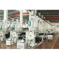 China Single screw PE Pipe Extrusion Line With PLC automatic controller wholesale