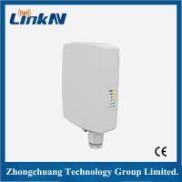 China PTP PtmP 3KM Wireless Outdoor CPE RJ45 for Video Transmission wholesale