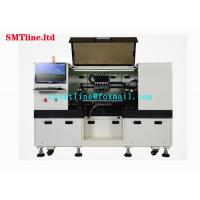 China 8 Head LED Light Surface Mount Machine Stable High Speed CE Certification wholesale