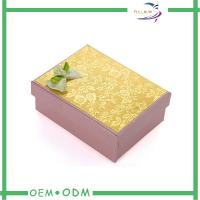 Luxury Clothing Packaging Paper Gift Boxes With Custom Printed Logo