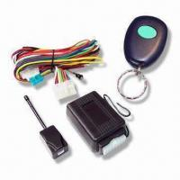 China Car Alarm with Proximity Arm/Disarm with Anti-carjack Functions and Auto-transmitter on sale