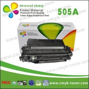 Buy cheap Serie compatible negra de HP LaserJet P2035 del cartucho de tintade CE505A from wholesalers