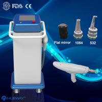 China Q-switched Nd Yag Laser machine for tattoo removal, pigments removal scar loss wholesale
