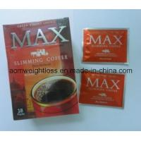 OEM/ODM Natural Korean Ginseng Ganoderma Extract Max Slimming Lose Weight Max Slimming rapidly  Coffee