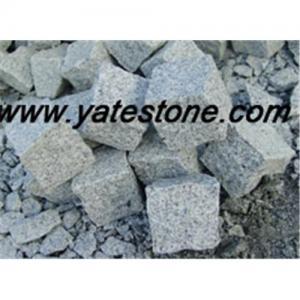 China Offer granite cobble wholesale