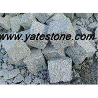 Buy cheap Offer granite cobble from wholesalers