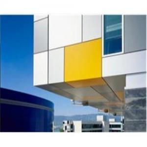 Exterior Wall PVDF Aluminium Composite Panel Building Material