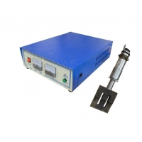 China Ultrasonic welding machine transducer plastic generator Horn for the nonwoven fabric 20KHZ 2000W on sale