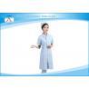 China Colored Stretch Cotton Medical Scrubs Uniforms Dress / Nurse Scrubs Suits Sets wholesale