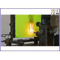 China Surface Flame Spread Fire Testing Equipment For Building Materials AC220V 50HZ wholesale