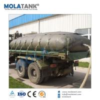 China Mola Tank  Reliable Factory Supplier PVC Portable Oil Storage Tanks Fuel Storage Bladder  Fuel Tanks for Sale wholesale