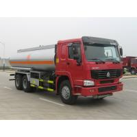China sino truck howo oil tanker truck hot sale in south africa wholesale