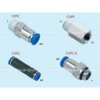 China Check Valves,One-way Connectors,Pneumatic Components on sale