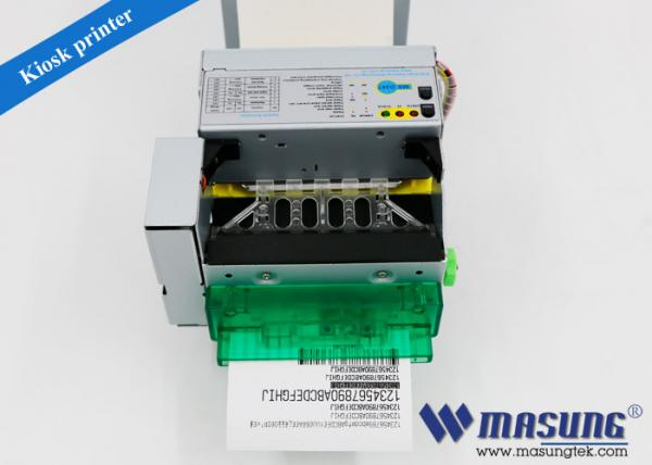 Quality Multiple function 80mm kiosk thermal printer oem high speed compatible Linux for sale