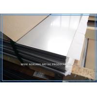 Buy cheap 4 * 8 Cold Rolled Steel Sheet Thickness 18 20 24  Gague  2B  Finish from wholesalers