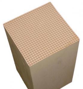 Buy cheap Ayuda monolítica del catalizador del panal de cerámica from wholesalers