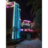 Quality 1 Meter Aluminum Profile Led Pixel Lamp Outdoor Building Lighting Project Design for sale