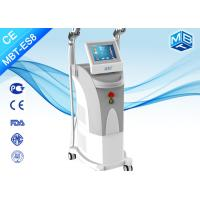 E - light multifunction beauty equipment ipl shr machine 2500W 2 handles with Germany welded lamp