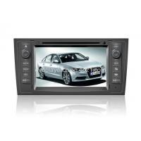 China Audi A6 Car DVD Player Stereo Audio Video GPS Navigation wholesale