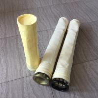 China Nomex filter bag with PTFE membrane for cement kiln dust collector on sale