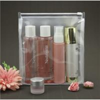 China PVC Clear Makeup Organizer Bag Water Proofing With Stable Performance wholesale