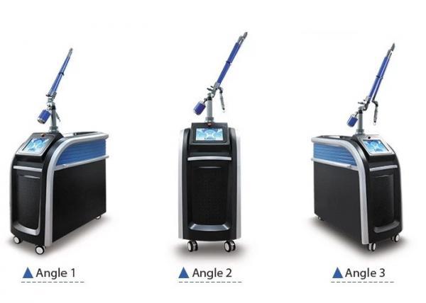 Quality Picosure laser picosecond tattoo removal machine pico laser 1064nm 532nm 755nm laser machine for sale