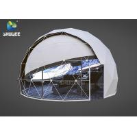 China Shopping Mall Full Dome Projection Cinema With 14 Chairs Large Capacity 96 People / H wholesale