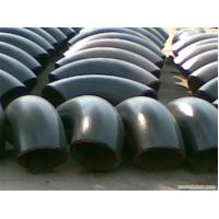 China Pipe Fittings-Seamless butt weld carbon steel elbow wholesale