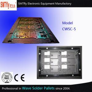 China Durostone Material SMT Matrix Trays With Custom Pocket Dimensions wholesale