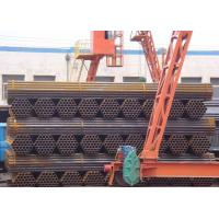 China API 5L PSLI ERW Welded Steel Tube , ST37.0 / ST35.8 / ST37.2 Weld Pipe For Coal Gas wholesale