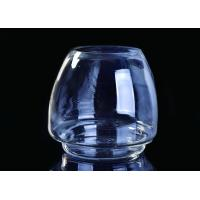 Popular Custom Candle Glass Containers Crystal Glass Candle Vessels For Decoration