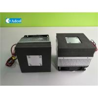 China Thermoelectric Air To Plate  Peltier Cooler  12V DC High Efficiency wholesale