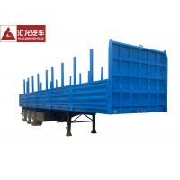 China Bolt - In King Pin Shipping Container Transport Trailer Large Torque Heavy Duty Leaf Spring wholesale
