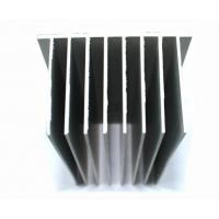 OEM / ODM Extruded Heat Sink Profiles , Aluminium Profile For Led Strips for sale