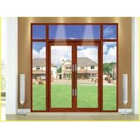 Quality 2016 china new design Cutomized aluminum upvc/pvc doors and windows sliding for sale