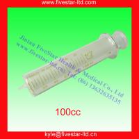 China All Glass Syringe 100ml wholesale