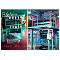 China Water cooling Upward Casting Machine / copper rod making machine 8mm 12000t wholesale