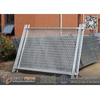 China Temporary Fencing Panels with Rubber Feet | height 2100mm, Width 2400mm | AS4687-2007  Standard