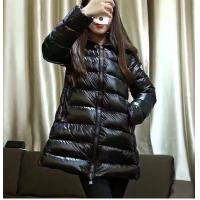 China 2016 fashion brand clothes moncler women down overcoat ,down coat low price wholesale