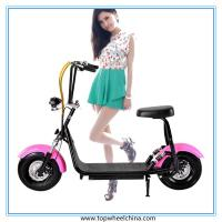China small mini harley motorcycle electric scooter 800w citycoco scooter woqu wholesale
