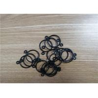 China Oil Resistance Small Rubber Parts Flat Rubber Gasket Seal Molded Rubber Seal wholesale