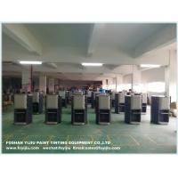 China Computer Automatic Paint Color Dispenser With Software , Colorant Tinter Machine wholesale