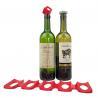 China Home Decoration Bottle Display Shelf , Beverage Organizing Wine Storage Racks wholesale