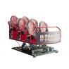 China Popular 5D 7D Cinema Machine , Virtual Reality Motion Simulator Movie Ride wholesale