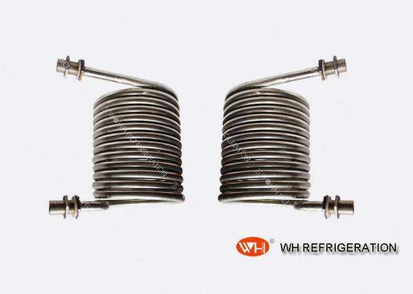 Quality Permutador de calor para a transferência térmica, bobina de aço inoxidável da bobina de imersão do condensador for sale
